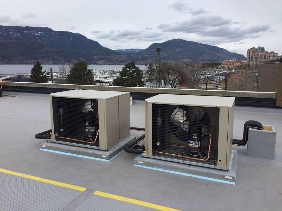 Commercial HVAC Okanagan BC