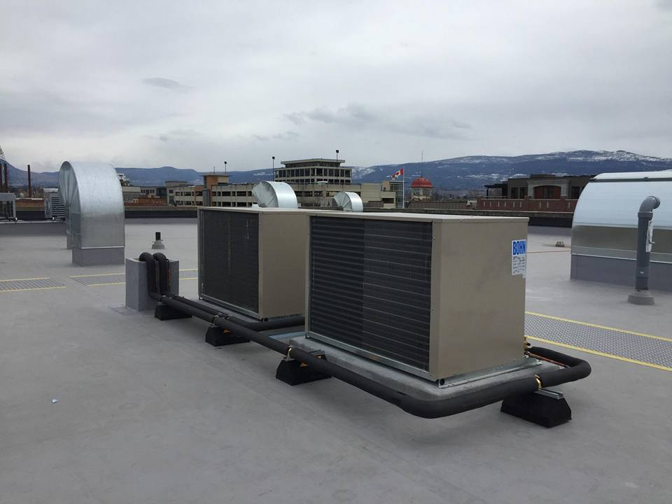Commercial refrigeration contractor okanagan