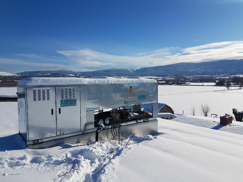 Refrigeration Contractor in Kelowna